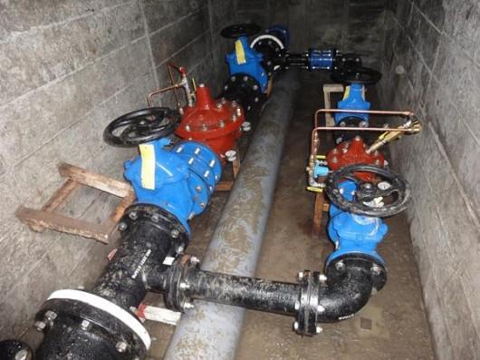 Redes de Agua Potable – Tomebamba Machangara