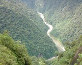Hidroeléctrico Paute-Cardenillo